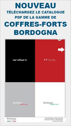 Catalogue coffre-fort Bordogna