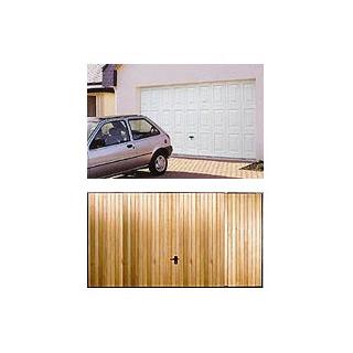 Porte de garage basculante novoferm dl 102 m tal bois pvc for Porte de garage pvc basculante